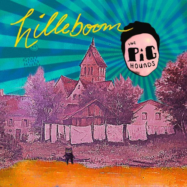 PIGHOUNDS, hilleboom cover
