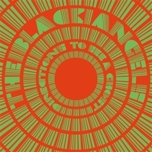 BLACK ANGELS, directions to see a ghost (triple colored) cover