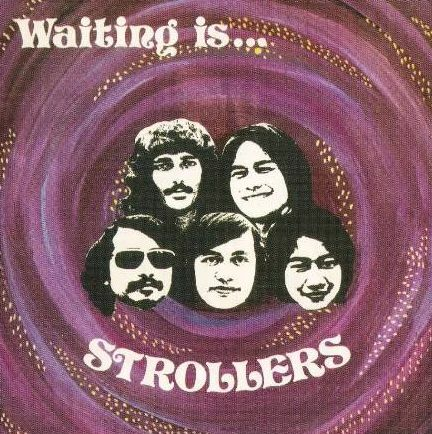 STROLLERS, waiting is ... cover