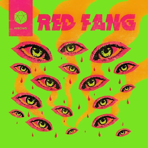 RED FANG, arrows cover
