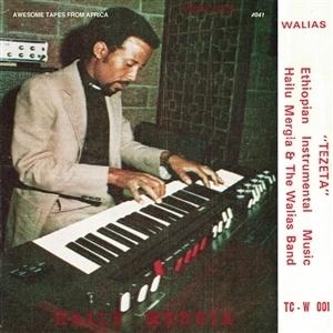 HAILU MERGIA & THE WALIAS BAND, tezeta cover