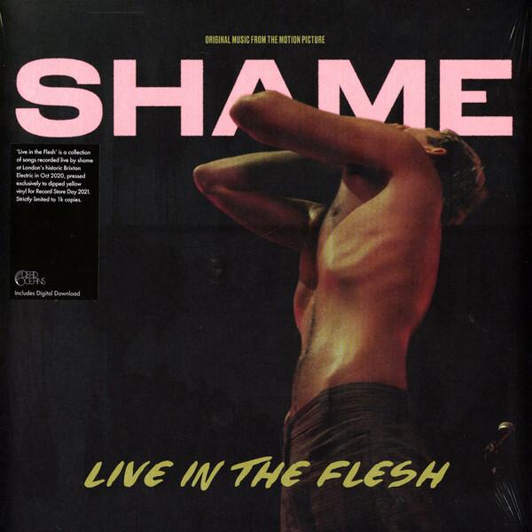 SHAME, live in flesh RSD21 cover