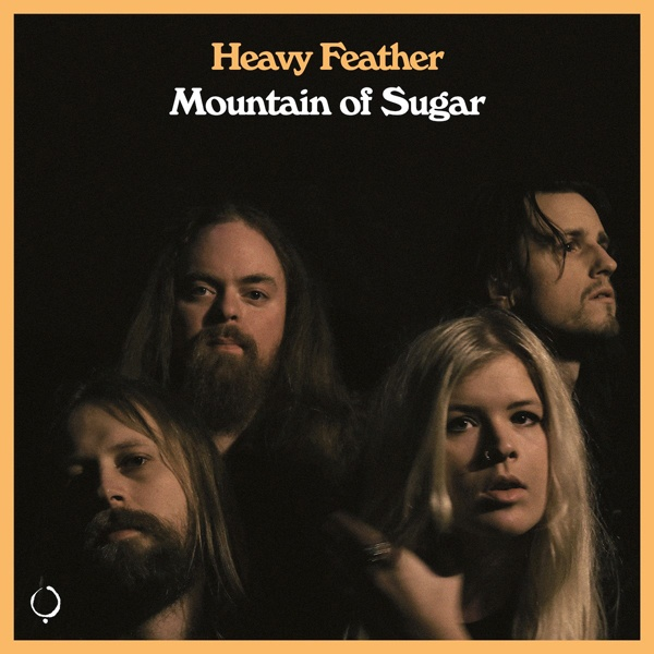 HEAVY FEATHER, mountain of sugar cover