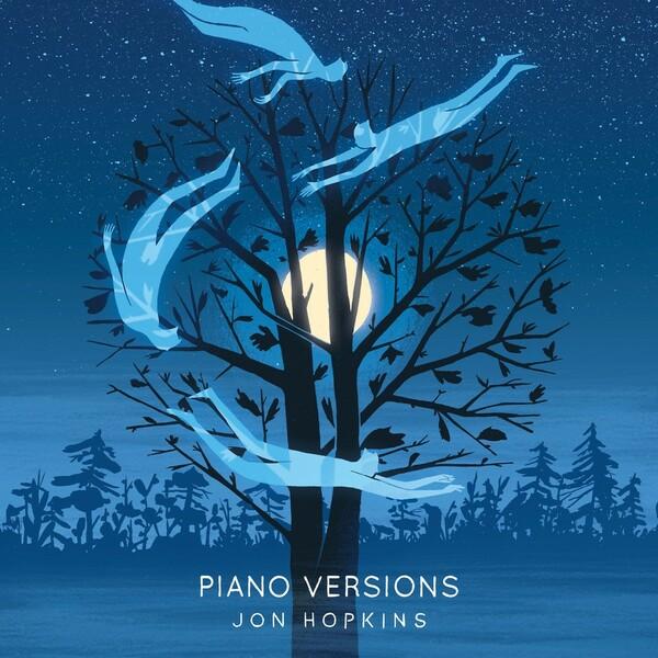 JON HOPKINS, piano versions ep cover