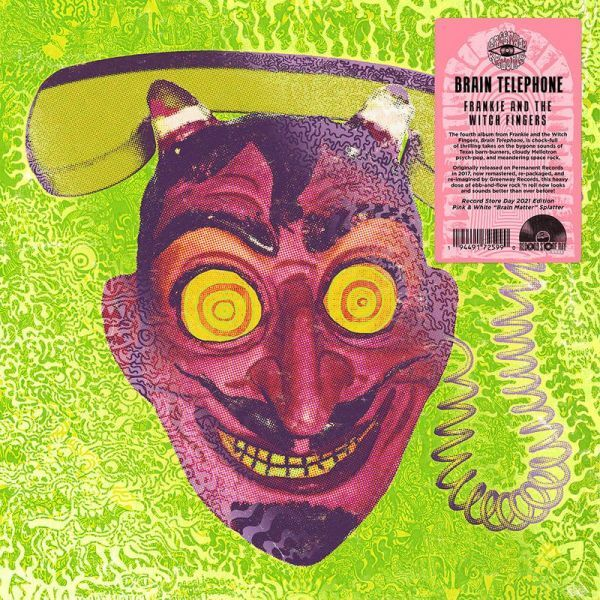 FRANKIE & THE WITCHFINGERS, brain telephone RSD21 cover