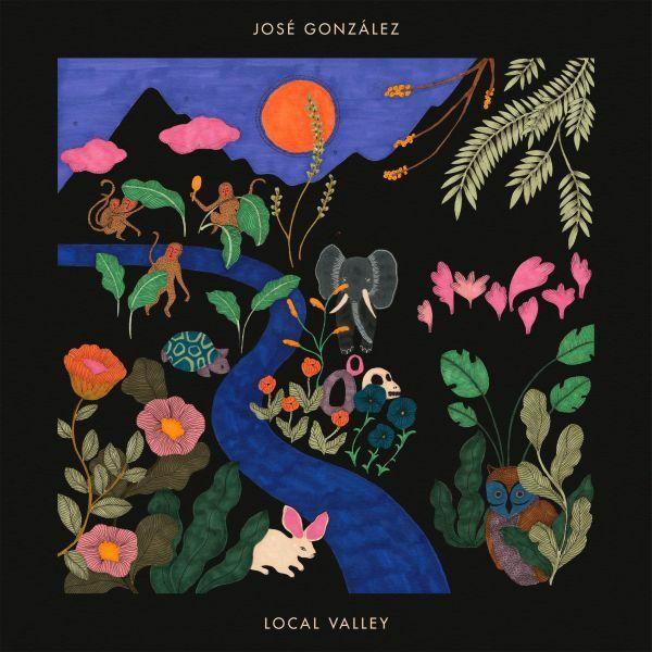 JOSE GONZALEZ, local valley cover