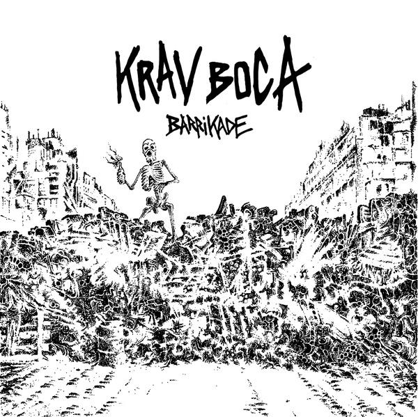 KRAV BOCA, barrikade cover