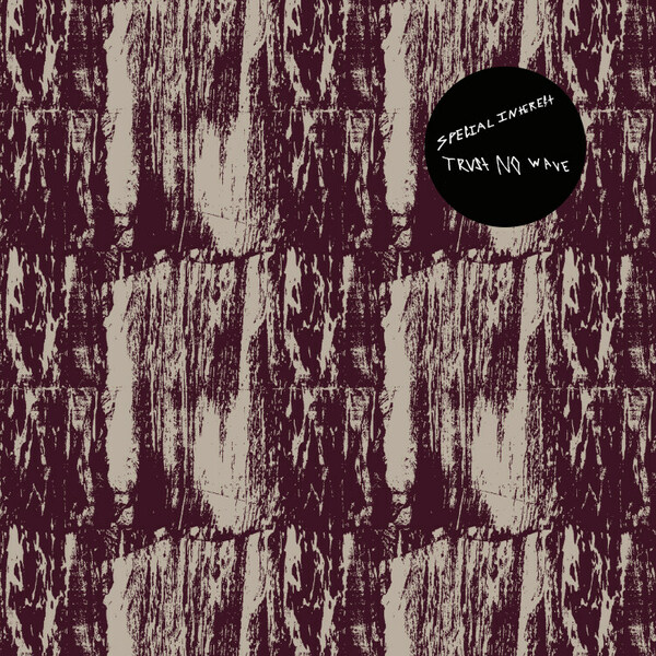SPECIAL INTEREST, trust no wave cover