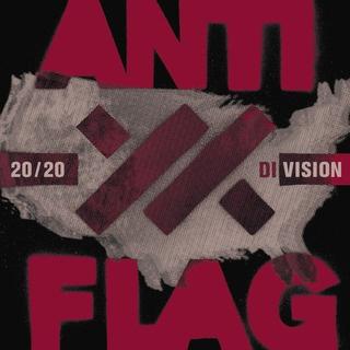ANTI-FLAG, 20/20 division (RSD21) cover