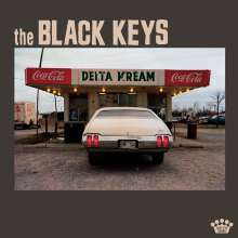 BLACK KEYS, delta kream cover