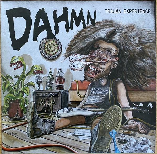DAHMN, trauma experience cover