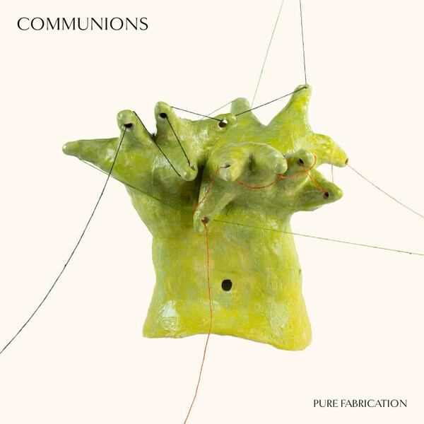 COMMUNIONS, pure fabrication cover