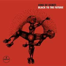 SONS OF KEMET, black to the future cover