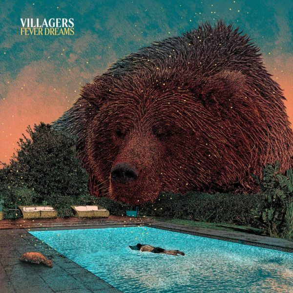 VILLAGERS, fever dreams cover