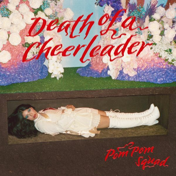 POM POM SQUAD, death of a cheerleader cover