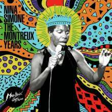 NINA SIMONE, the montreux years cover