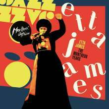 ETTA JAMES, the montreux years cover