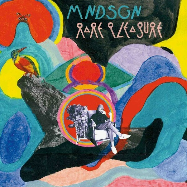 MNDSGN, rare pleasure cover
