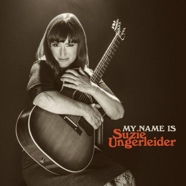 SUZIE UNGERLEIDER, my name is cover