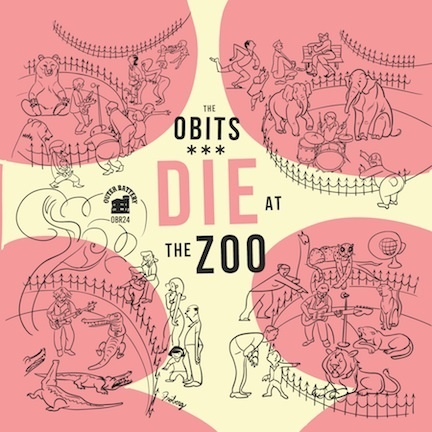 OBITS, die at the zoo cover