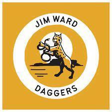JIM WARD, daggers cover