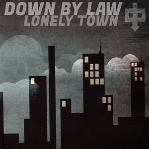 DOWN BY LAW, lonely town cover