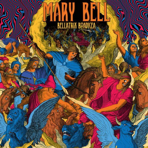 MARY BELL, bellatrix boadicea cover