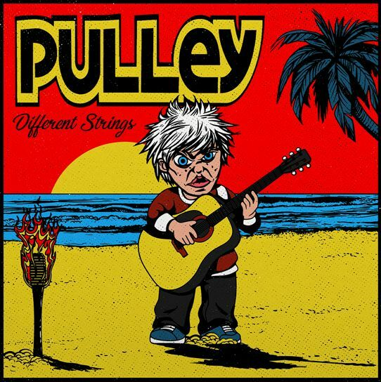 PULLEY, different strings cover