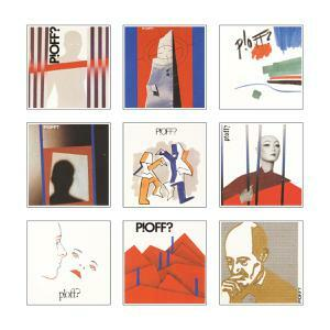P!OFF?, s/t cover