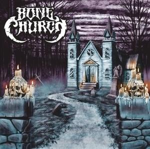 BONE CHURCH, s/t cover