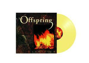 OFFSPRING, ignition (yellow vinyl) cover