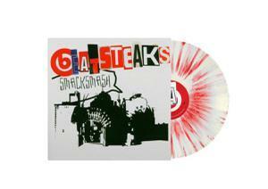 BEATSTEAKS, smack smash (red white coloured) cover