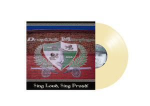 DROPKICK MURPHYS, sing loud sing proud (white vinyl) cover