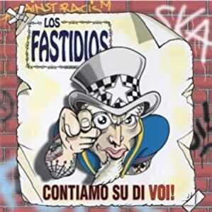 LOS FASTIDIOS, contiamo su di voi! cover