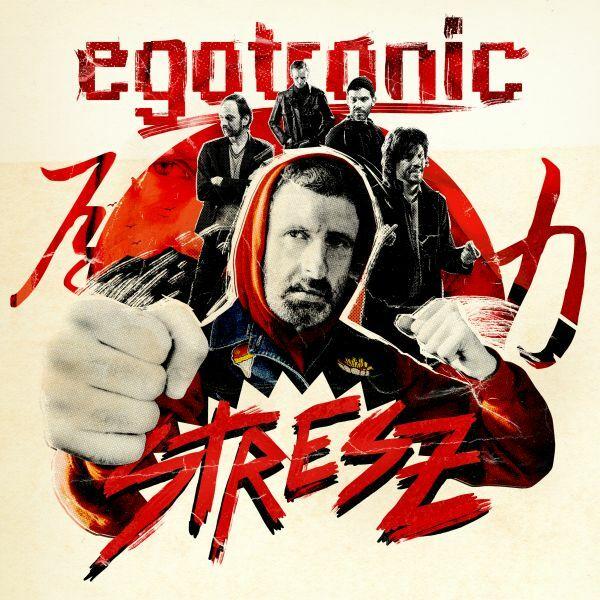 EGOTRONIC, stresz cover