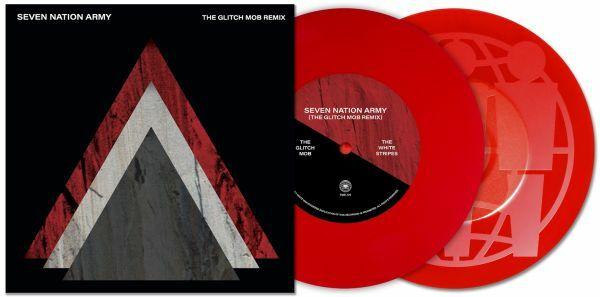 WHITE STRIPES, seven nation army x the glitch mob remix cover