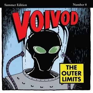 VOIVOD, outer limits cover