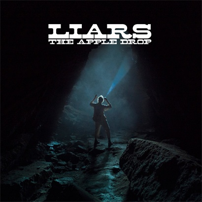 LIARS, the apple drop cover