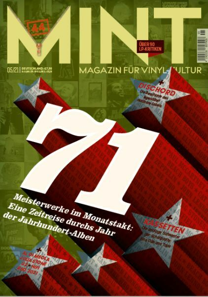 MINT, # 44 cover