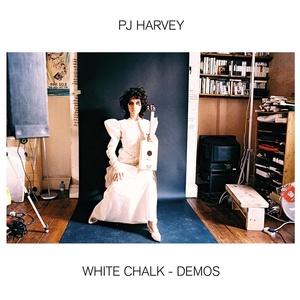PJ HARVEY, white chalk (demos) cover