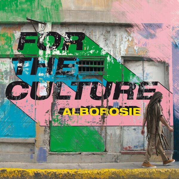 ALBOROSIE, for the culture cover