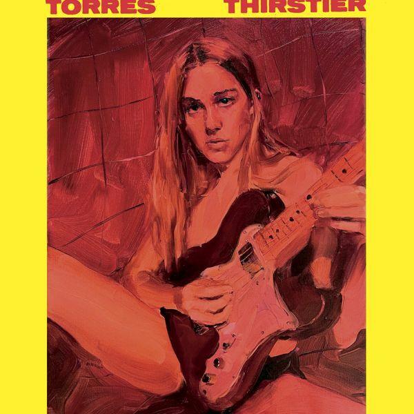 TORRES, thirstier cover