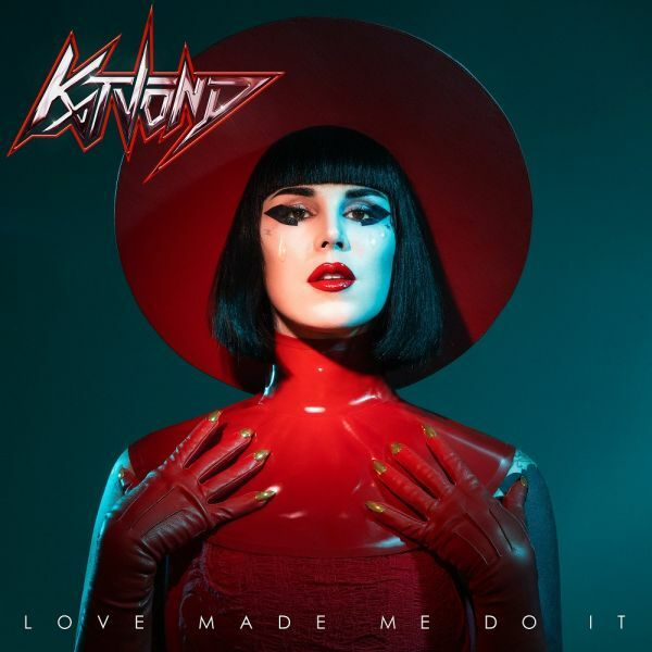 KAT VON D, love made me do it cover