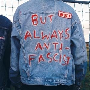 BSI, sometimes depressed...but always antifascist cover