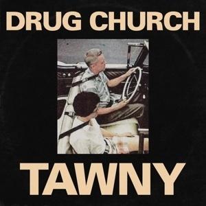 DRUG CHURCH, tawny ep cover