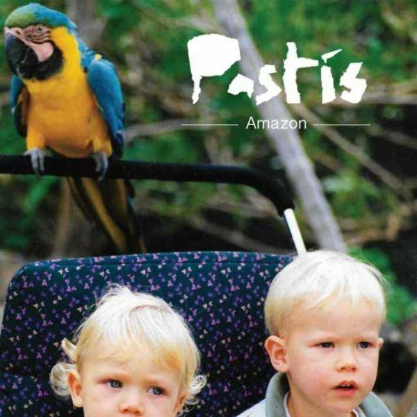 PASTIS, amazon cover