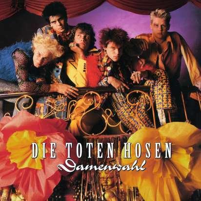TOTEN HOSEN, damenwahl 1986-2021 cover