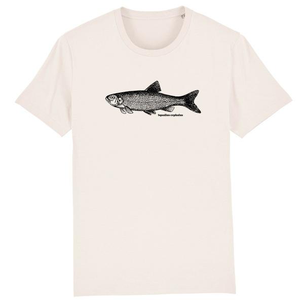 FISHSHIRT, döbel (boy), natural cover