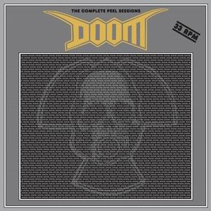 DOOM, peel sessions cover
