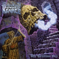 HOODED MENACE, the tritonus bell cover